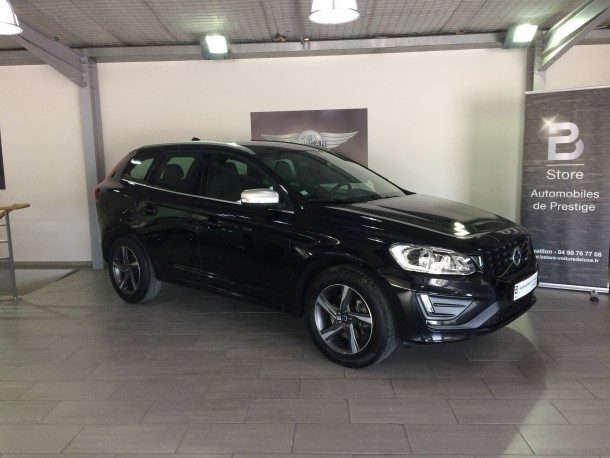 VOLVO XC60 D4 181ch R-Design Geartronic
