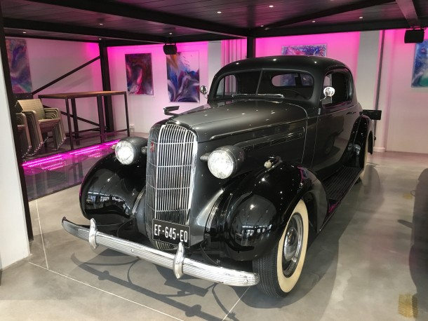 BUICK 1936 COUPE ESS