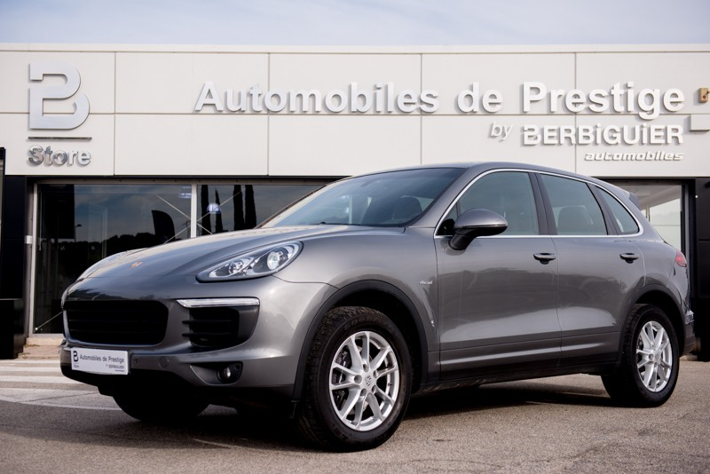 vente porsche cayenne 3 0 262ch diesel en stock. Black Bedroom Furniture Sets. Home Design Ideas