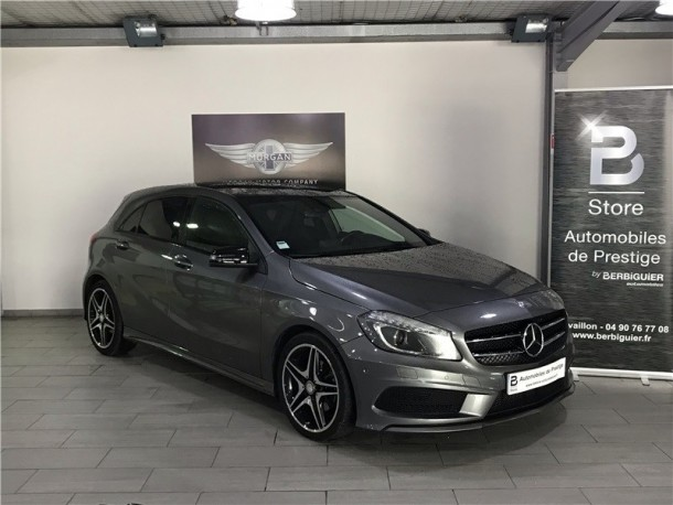 MERCEDES CLASSE A 200 CDI BLUEEFFICIENCY