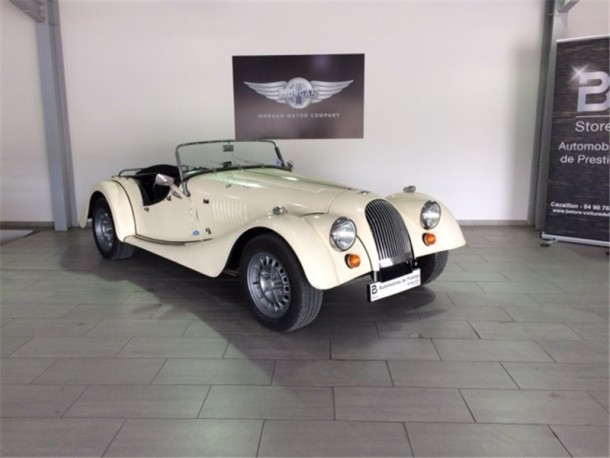 MORGAN default MORGAN PLUS 8 195 CABRIOLET