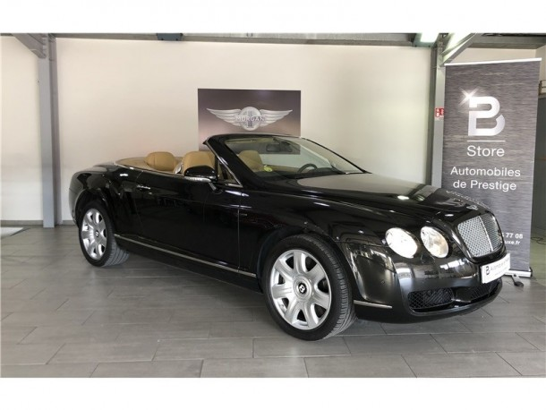 BENTLEY CONTINENTAL GT V12 6.0 558 ch
