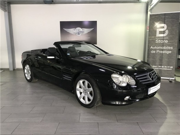 MERCEDES SL-SERIES SL 500