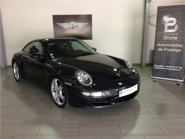 PORSCHE 911 CARRERA 4S COUPE 3.8I