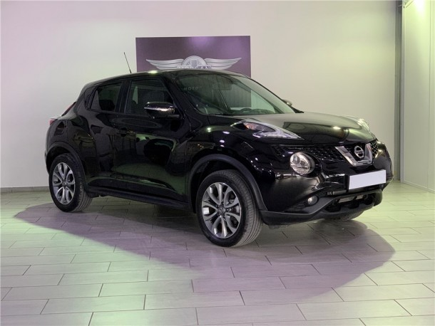 NISSAN JUKE. 1.6E DIG-T 190 ALL-MODE 4X4-I XTRONIC 7