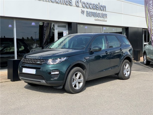 LAND ROVER DISCOVERY SPORT MARK I TD4 150CH