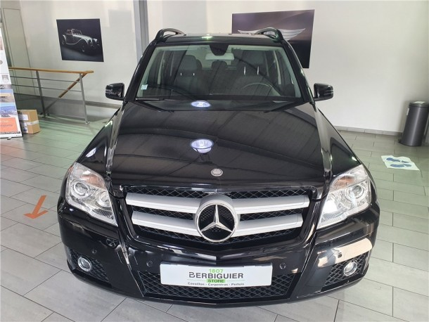 MERCEDES CLASSE GLK 220 CDI BLUEEFFICIENCY