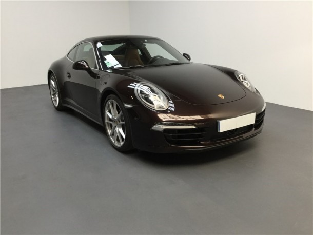 PORSCHE 911 CARRERA 4S COUPE 3.8I 400